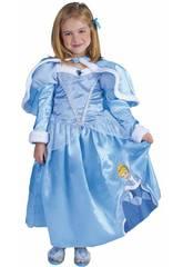 Kostüm Mädchen Aschenputtel Winter Größe L Rubies 887090-L
