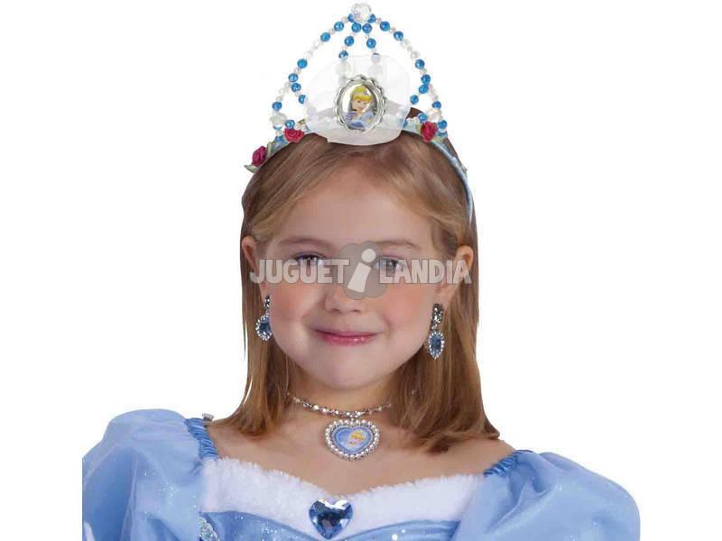 Tiara Infantil Cinderela Rubies 8465