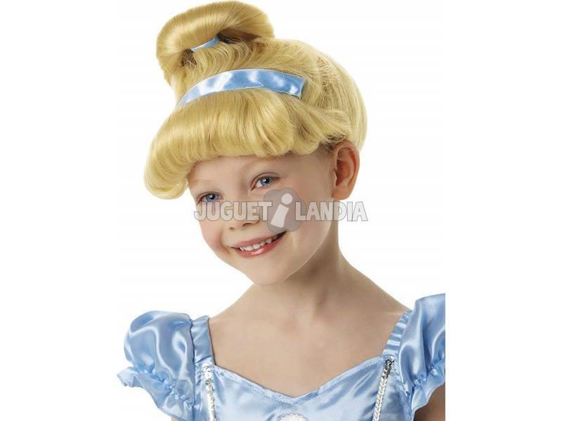 Peruca Infantil Cinderela Rubies 9902