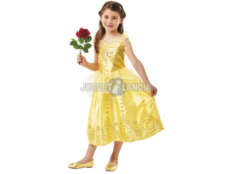 Disfarce de Menina Bella Classic Deluxe Tamanho M Rubies 640710-M