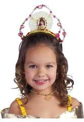 imagen Tiara Infantil Bella Rubies 8466