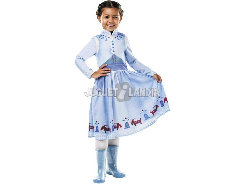 Disfarce de Menina Anna Classic Tamanho L Rubies 640766-L
