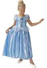 Disfraz Niña Cenicienta Fairytale Classic Talla S Rubies 620640-S