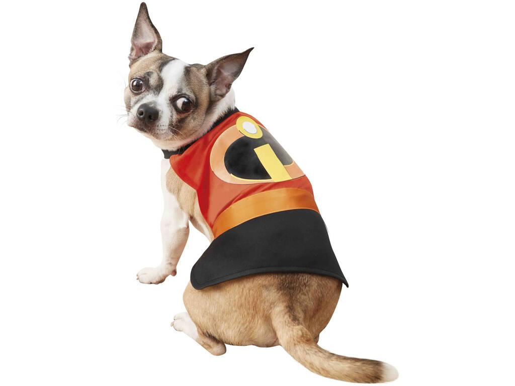 Costume per Animali Mr. Incredibile L Rubies 580649-L