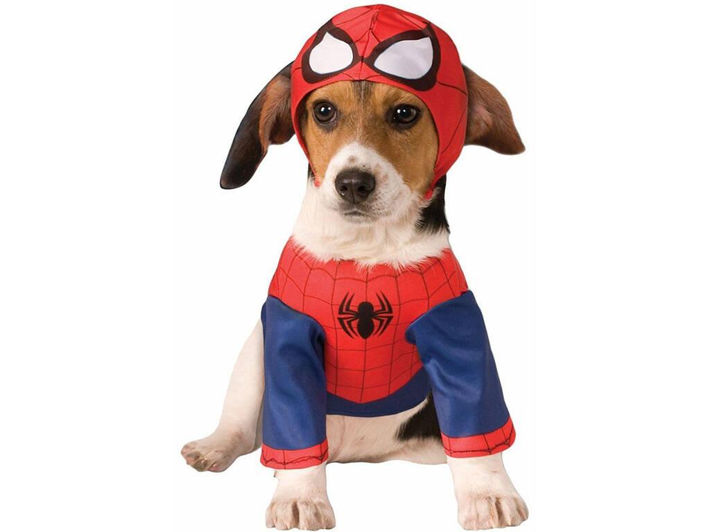 Disfarce Mascote Spiderman Tamanho L Rubies 580066-L