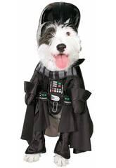 Costume per Animali Darth Vader Deluxe Talla S Rubies 885900-S