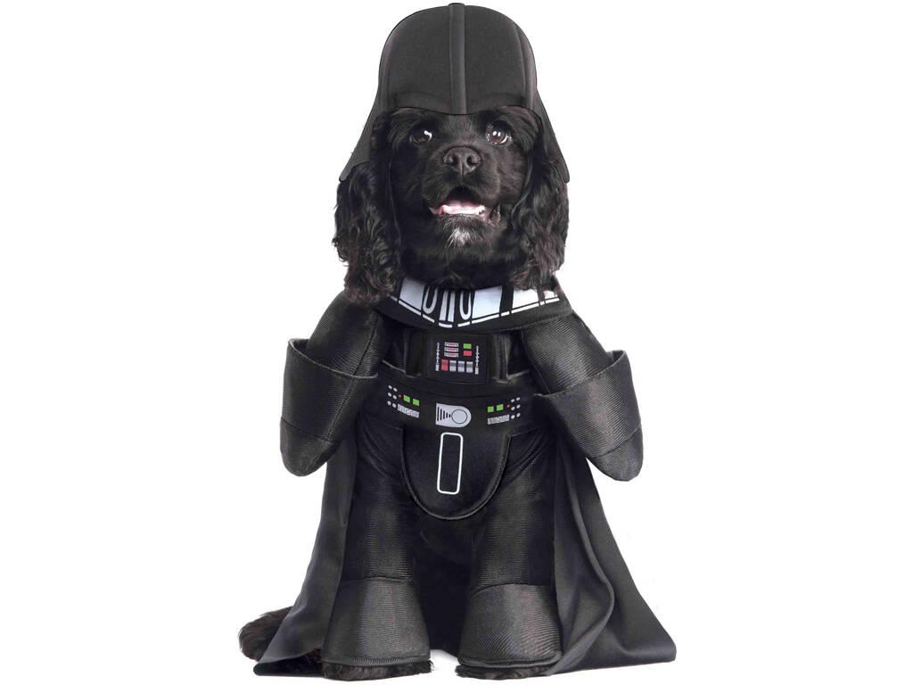 Costume per Animali Darth Vader Deluxe L Rubies 885900-L