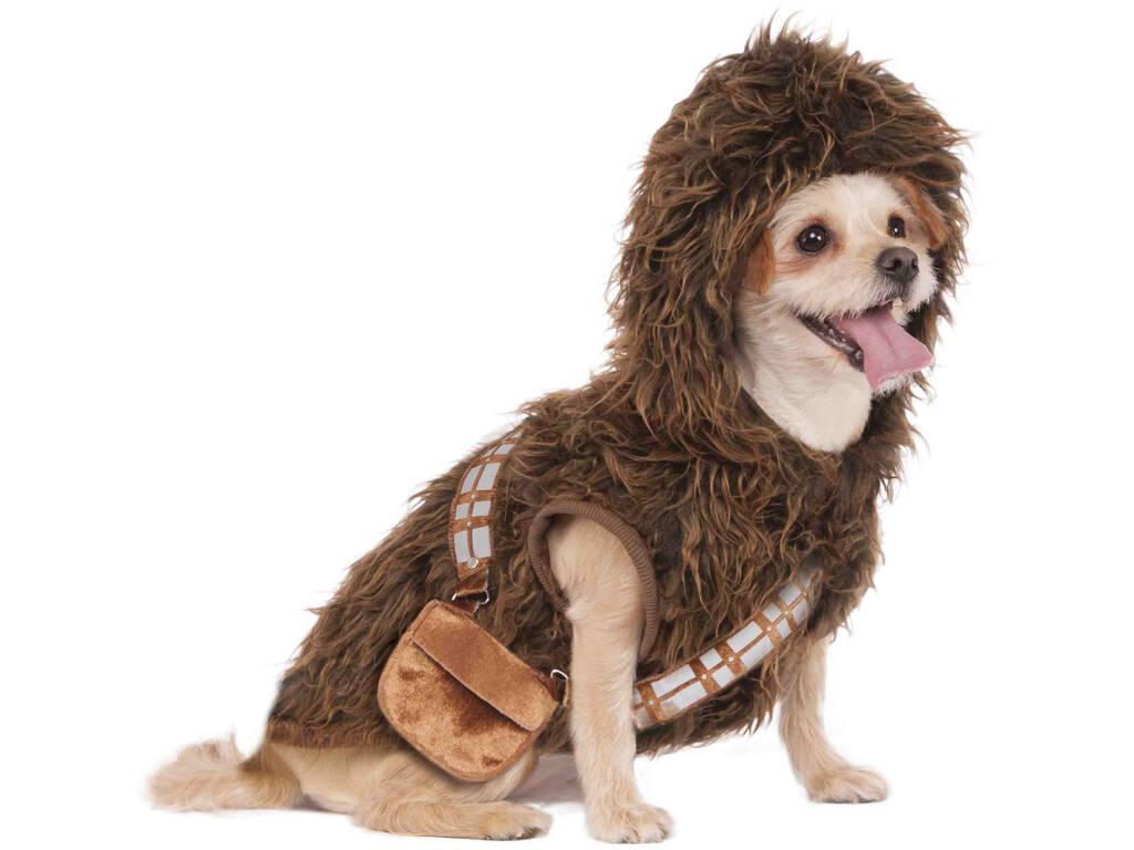 Costume per Animali Chewbacca S Rubies 580416-S