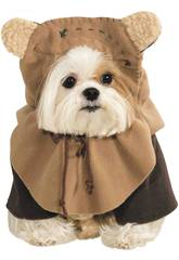 Déguisement Mascotte Star Wars Ewok Taille L Rubies 887854-L