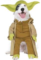 Déguisement Mascotte Star Wars Yoda Deluxe Taille L Rubies 887893-L