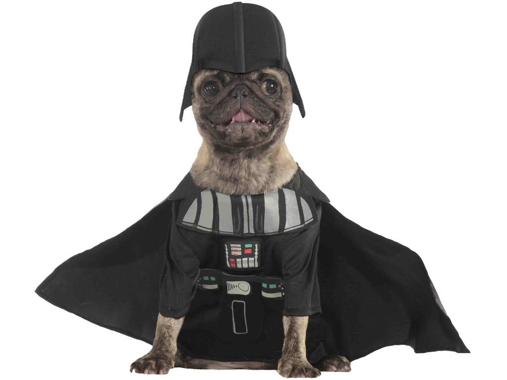 Costume per Animali Star Wars Darth Vader XL Rubies 887852-XL