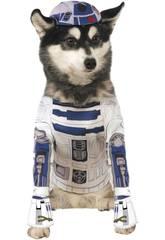 Costume per Animali Star Wars R2-D2 S Rubies 888249-S