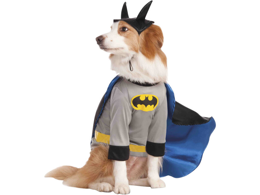 Costume per Animali Batman S Rubies 887835-S