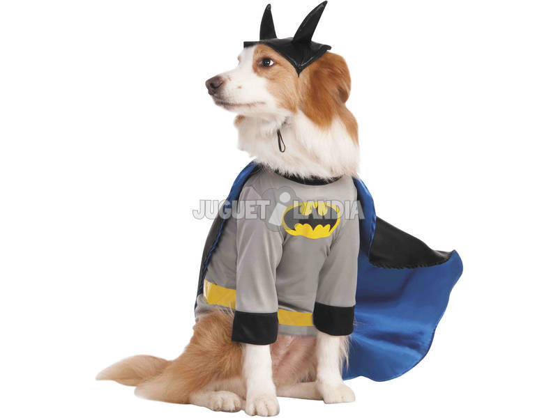 Costume per Animali Batman L Rubies 887835-L