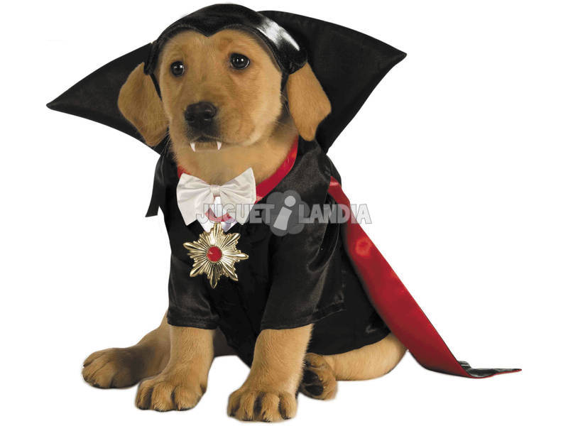 Costume per Animali Dracula L Rubies 887862-L