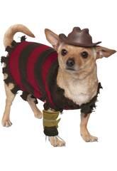 Disfarce Mascote Freddy Krueger Tamanho L Rubies 580052-L