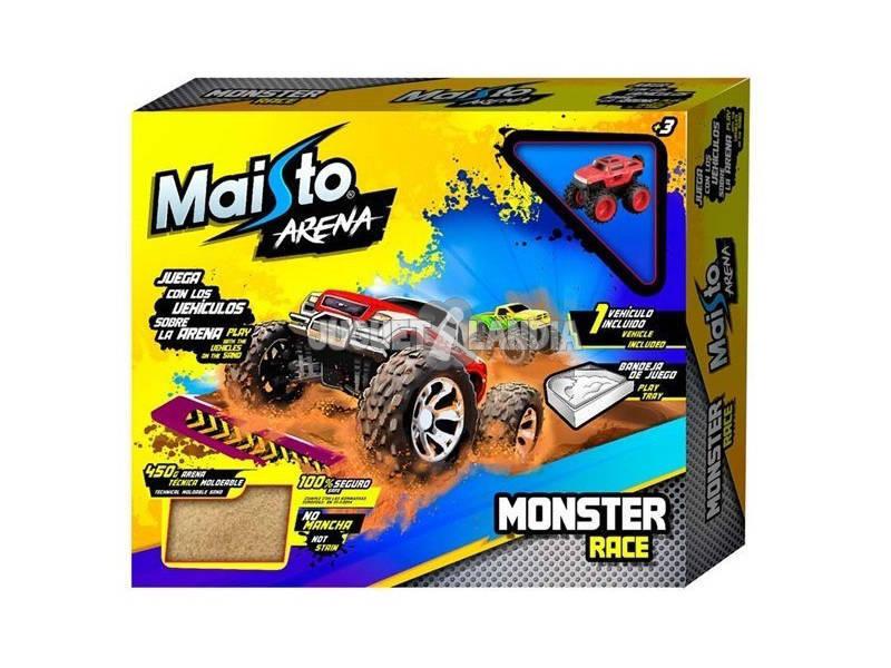 Arena Monster Race Maisto 11501