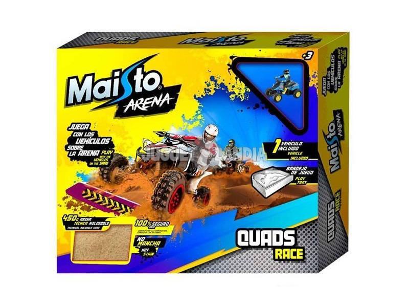 Arena Quad Race Maisto 11502