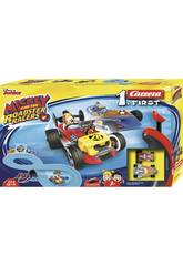 Mickey Roadster Racers Circuito Carrera First