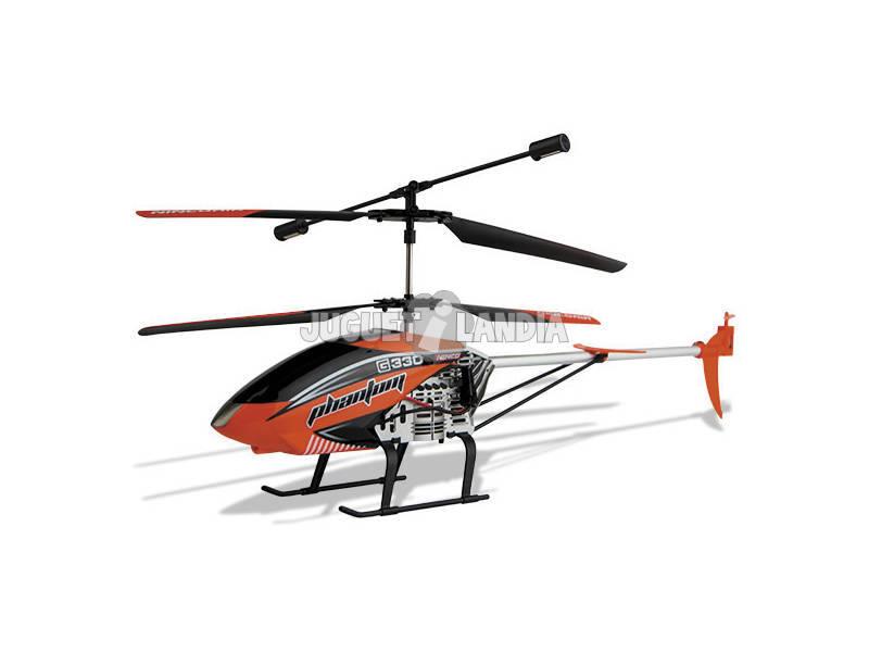 Radio Control Nincoair Helicóptero Phantom 90105