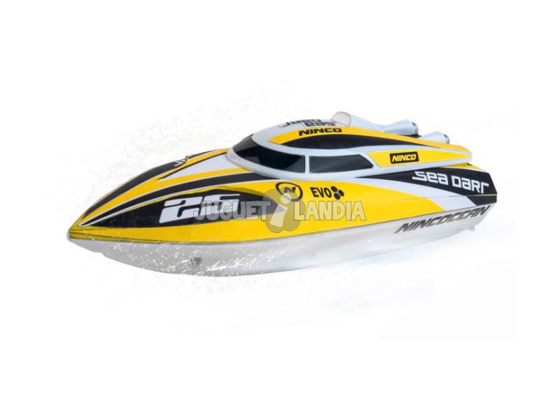 Barco Telecomandado Nincocean Sea Dart 99028