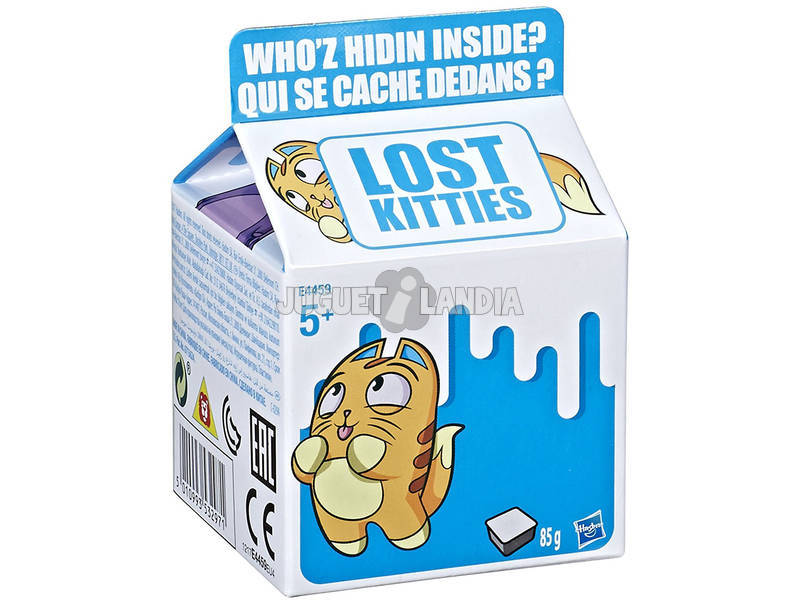 Lost Kitties Brick Sorpresa Hasbro E4459