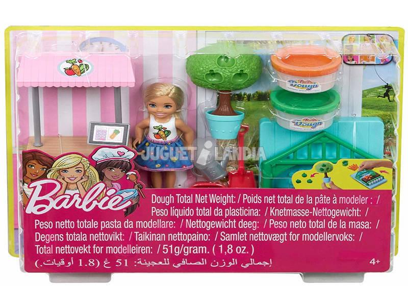Barbie Chelsea und ihr Gemüsegarten Mattel FRH75