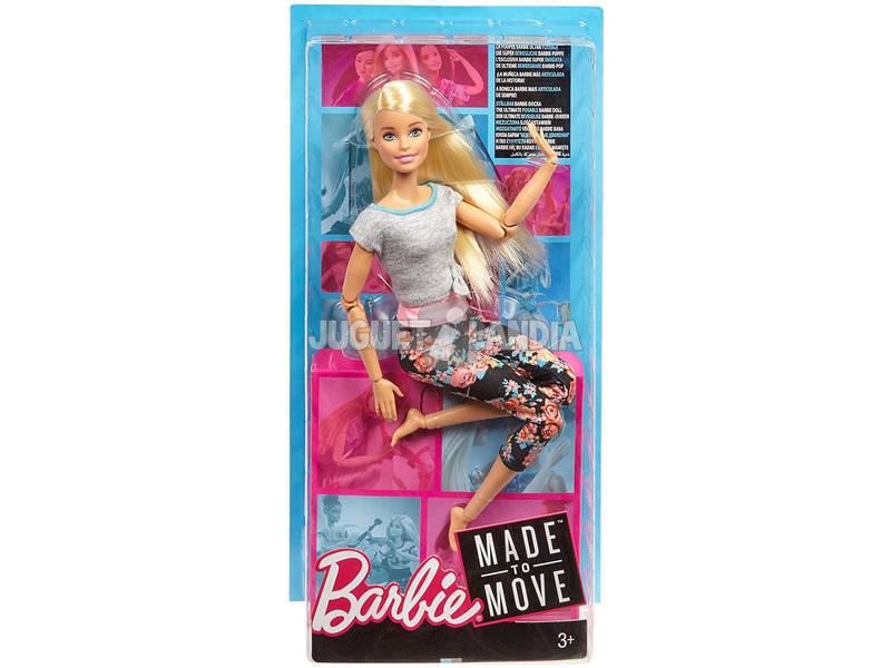 Barbie Movimentos Sem Mattel FTG80