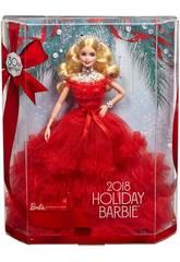Barbie Colección Barbie Holiday 2018 Mattel FRN69