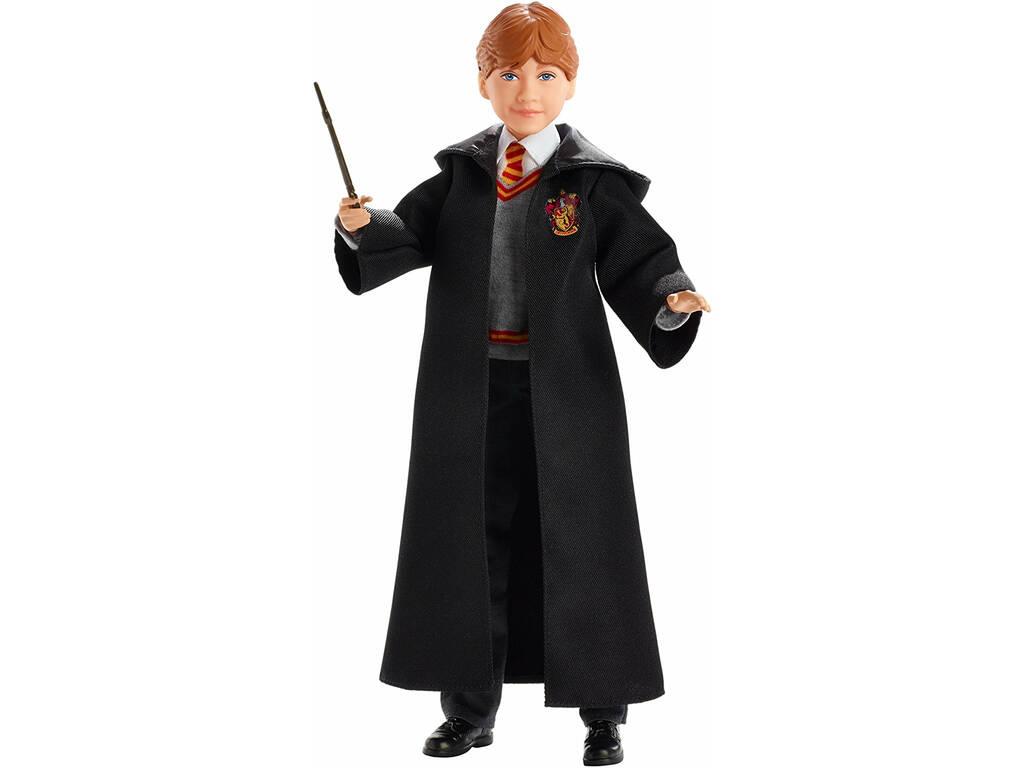 Harry Potter modellino Ron Weasley Mattel FMe52