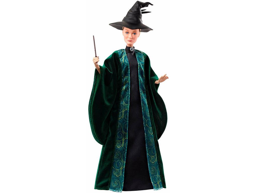 Harry Potter Boneca Minerva McGonagall Mattel FYM55