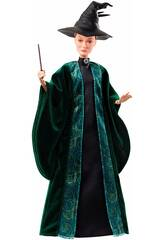 Harry Potter modellino Minerva McGranitt Mattel FeM55