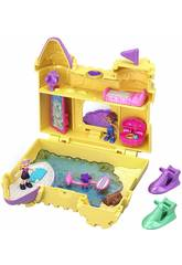 Polly Pocket Coffre Chateau de Sable Mattel GCJ87