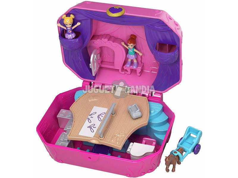 Polly Pocket Caixa de Música Mattel GCJ88