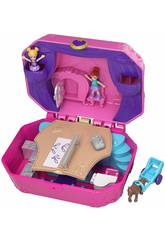 Polly Pocket Cofre Caja de Música Mattel GCJ88