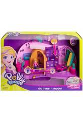 Polly Pocket Habitación Polly Transformación Mattel FRY98