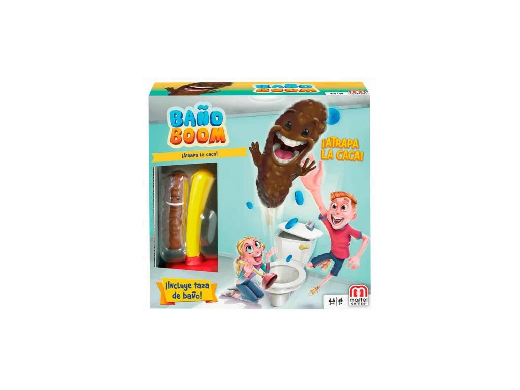 Baño Boom Mattel FWW30