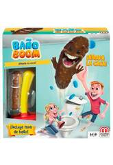 Acchiappa la Cacca con Toilet Incluso Mattel FWW30