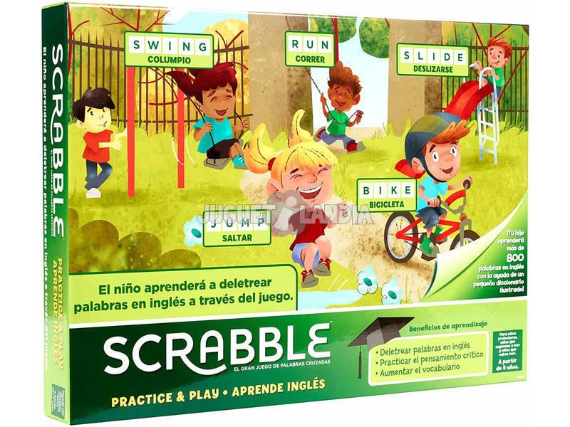 Scrabble Aprende Inglés Mattel GGB31