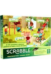 Scrabble Apprenez l'Anglais Mattel GGB31