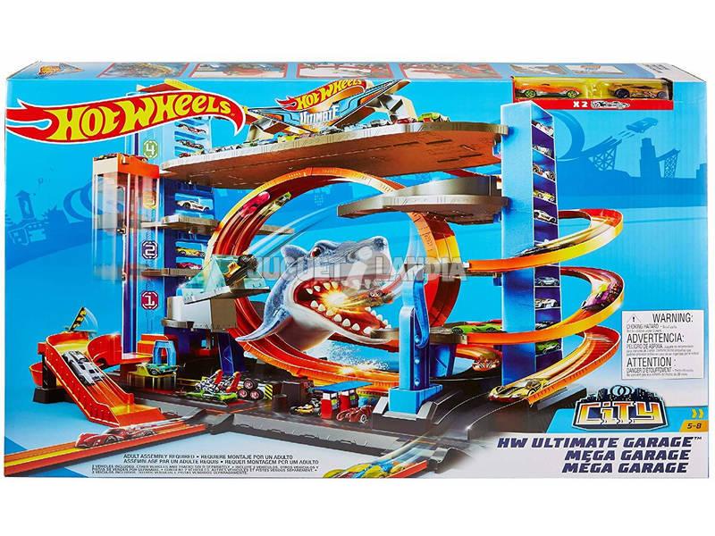 Hot Wheels Ultimate Garaje Mattel FTB69