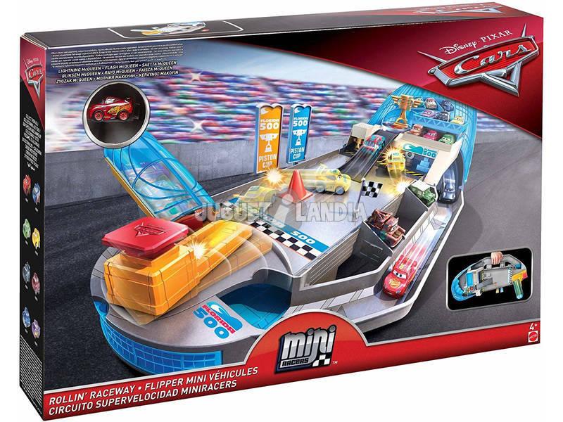 Carros Mini Racers Surtido Mattel FPR05