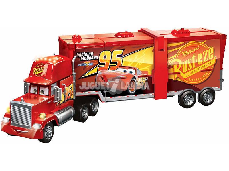 Carros Camião Mack Superpista 2 em 1 Mattel FPK72