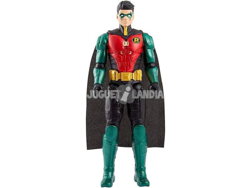 Batman Missions Figura Básica Robin 30 cm. Mattel FVM71