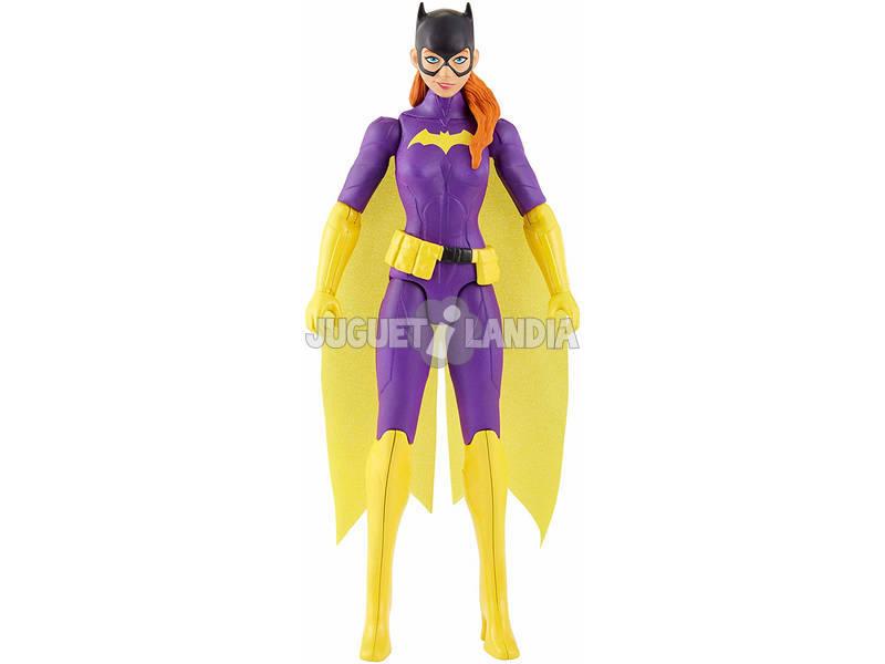 Batman Missions Figura Básica Batgirl 28 cm. Mattel FVM72