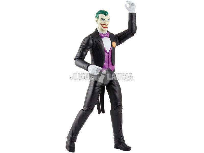 Batman Missions Figura Básica Joker 30 cm. Mattel FVM73