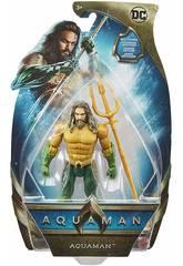 Aquaman Grundfigur 15 cm. Mattel FWX59