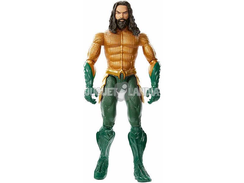 Aquaman Figura Básica 30 cm. Mattel FXF90