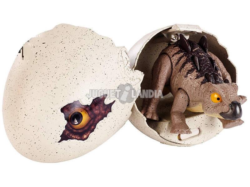 Jurassic World Uovo Schiudi Mattel FMB91