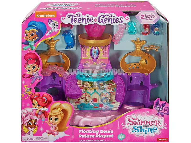 Palacio De Shimmer & Shine Mattel DTK59